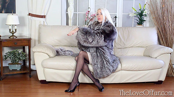 fur fetish fox jacket charlotte elizabeth paris love of fur sensual classy elegant
